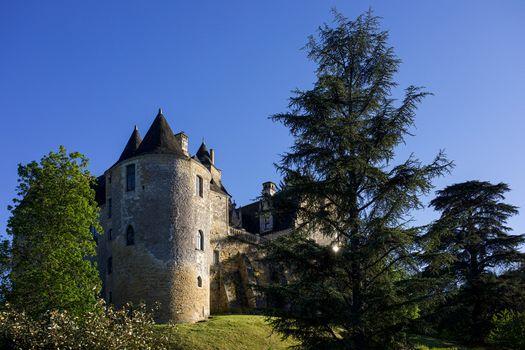 Заставки города, Франция, башня