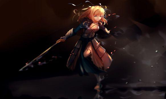 Photo free Fate Grand Order, Artist, Anime