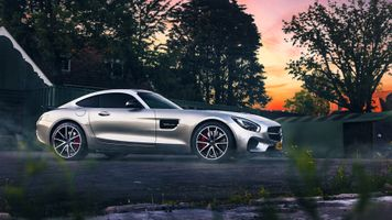 Photo free cars, Amg, SLS