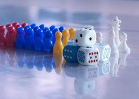 Бесплатные фото шахматы,фишки,кубики,3d,art