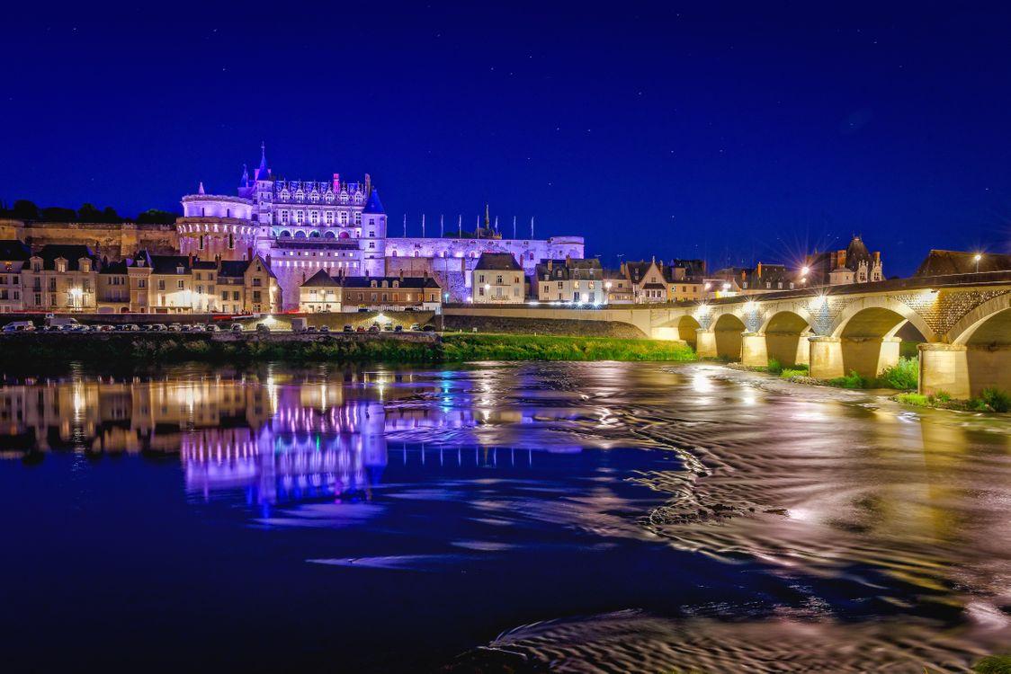 Замок Амбуаз, Франция · бесплатное фото