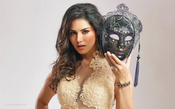 Фото бесплатно Sunny Leone, индийские знаменитости, девушки
