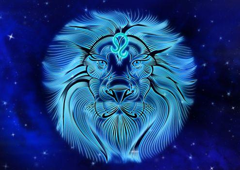 Photo free Leo, zodiac sign, horoscope