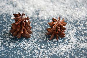 Бесплатные фото снег,снежинки,рождество,день отдыха,кухня,готовка,аромат