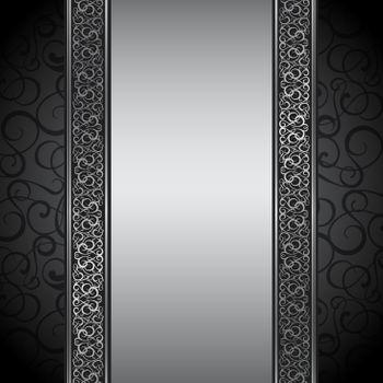 Обои текстура,орнамент,узор,серый,темный,серебристый,цвет