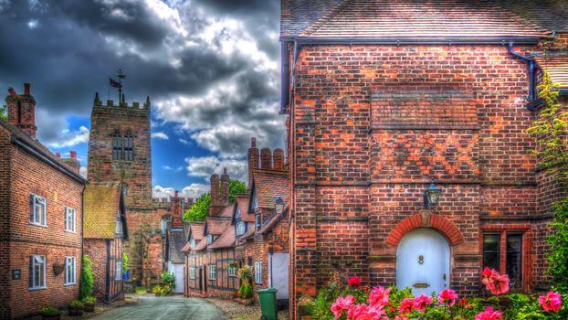 Фото бесплатно фотографии, Англия, улица