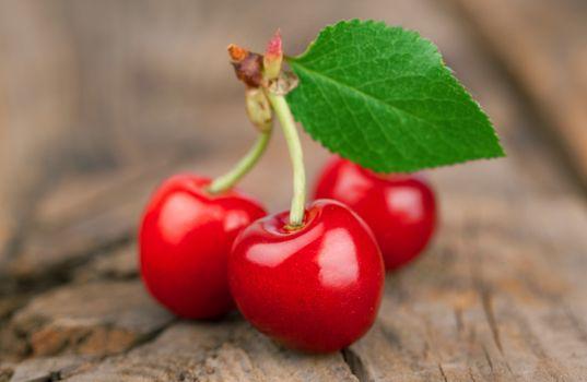 Фото бесплатно вишня, фрукты, близко