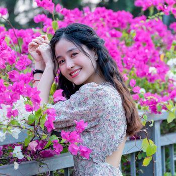 Фото бесплатно девушки, улыбка, азиатка