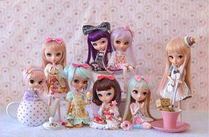 High dolls