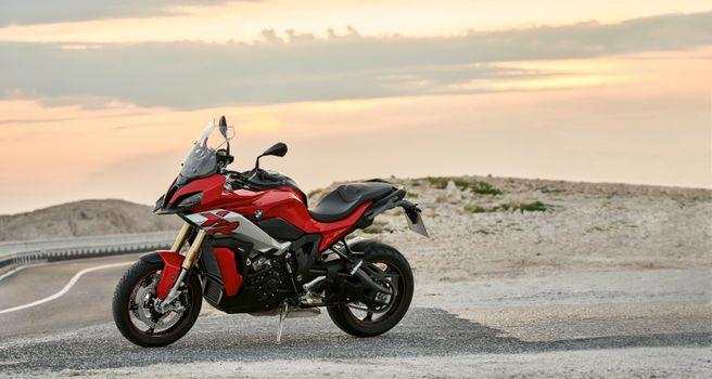 Фото бесплатно BMW мотоцикл, сбоку, мотоцикл