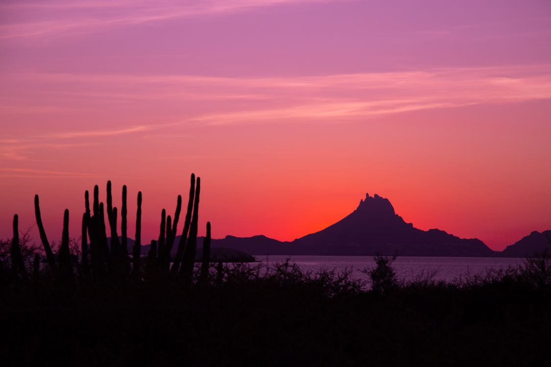 Фото бесплатно природа, пейзаж, восход солнца - на рабочий стол
