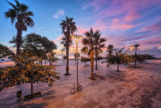 Фото бесплатно Барселона, пляж, Пальма