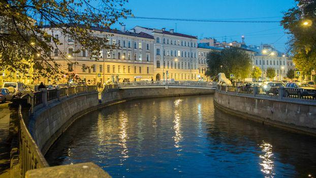 Красивые картинки санкт-петербург, реки фонтанки