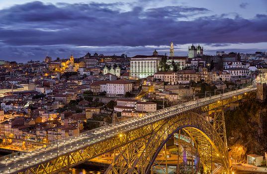 Photo free Portugal, city, architecture