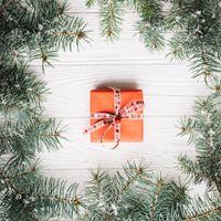 Бесплатные фото Новый год,праздник,подарок,gift,box,celebration,Рождество
