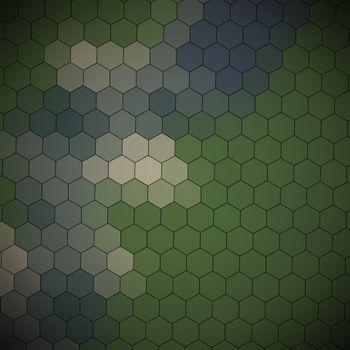 Зеленая структура