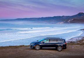 Бесплатные фото Chrysler Pacifica Hybrid,машина,автомобиль