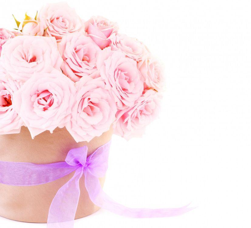 Картинка розы, букет бутоны на рабочий стол. Скачать фото обои цветы