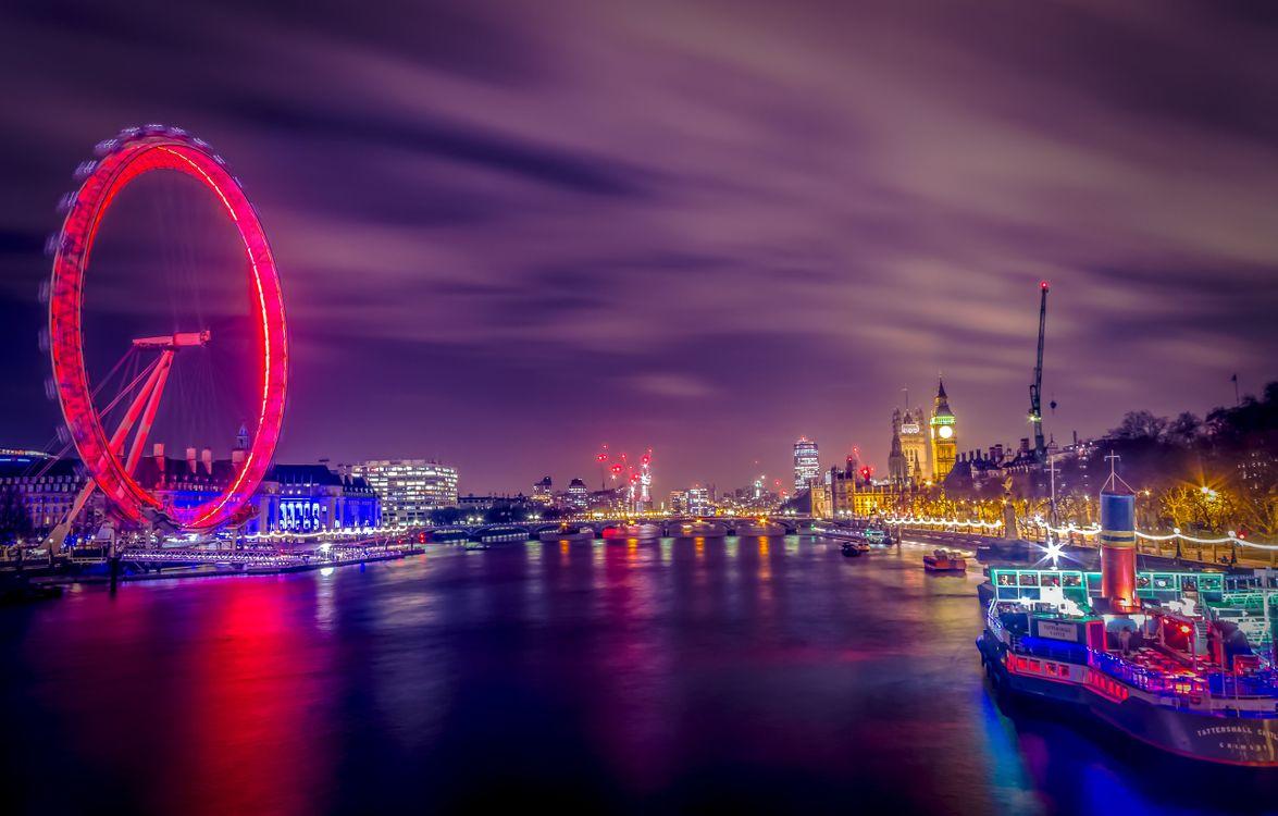 Фото бесплатно Westminster, London, Вестминстер - на рабочий стол