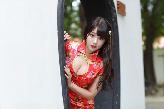 Photo free young woman, lovely, asian