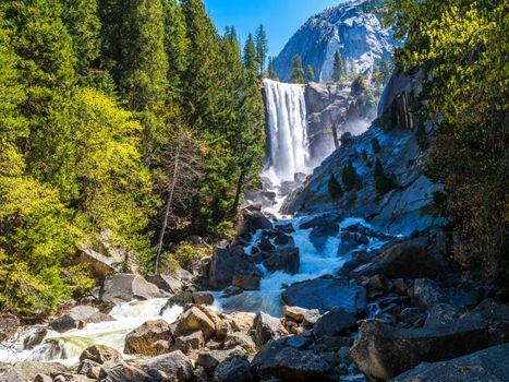 Фото бесплатно природа, горные парки, горы калифорнии