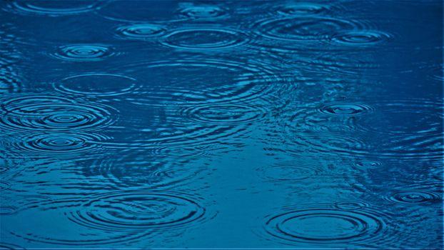 Фото бесплатно дождь, бассейн, капли