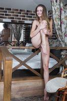 Бесплатные фото Vittoria A,блондинка,xxx,модель,Виттория