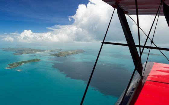 Photo free Windows 10, wing, island