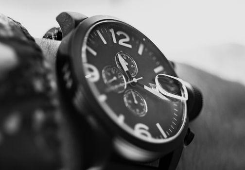 Фото бесплатно наручные часы, наберите, цифр