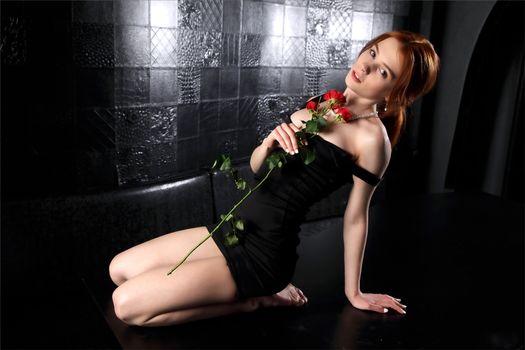 Фото бесплатно Элисон Фокс, Марта Громова, модель