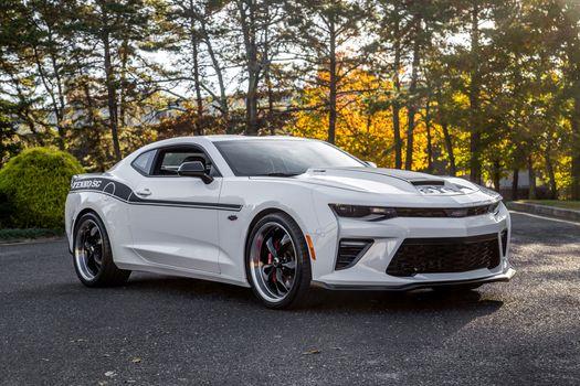Заставки автомобили, Chevrolet Camaro, автомобили 2018 года