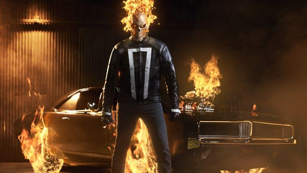 Photo free ghost rider, TV show, movies