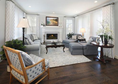 Photo free sofa living room, sofa, couch