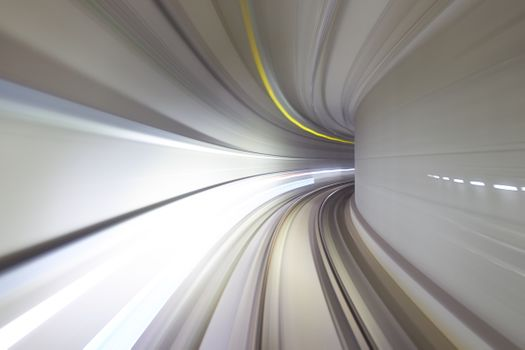 Photo free Tunnel, Subway, Long Exposure