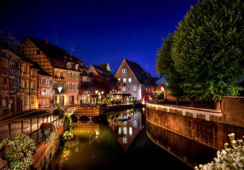 Colmar, France, Кольмар, Франция