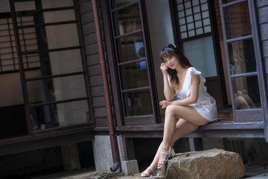 Photo free gown, girls, glance girls