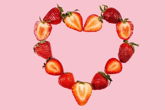 Photo free food, heart, strawberry