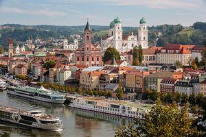 Фото бесплатно Дунай, Бавария, Германия