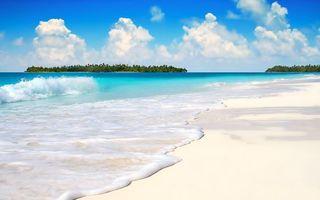 Фото бесплатно море, острова, пляж