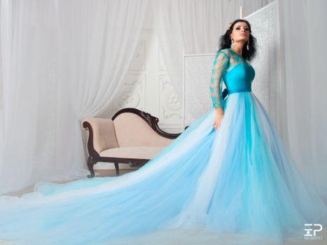 Платье Инна · бесплатное фото