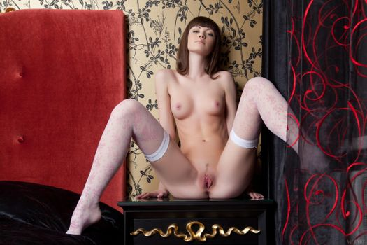 Фото бесплатно Candy Rose, красотка, голая