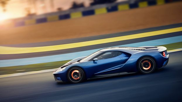 Photo free Ford GT, Ford, 2018 cars