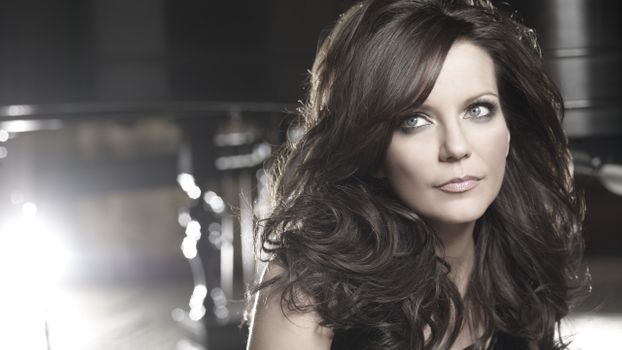 Photo free Martina McBride, singer, brown hair
