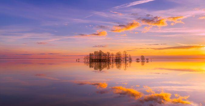 Фото бесплатно северная каролина, озеро, вода
