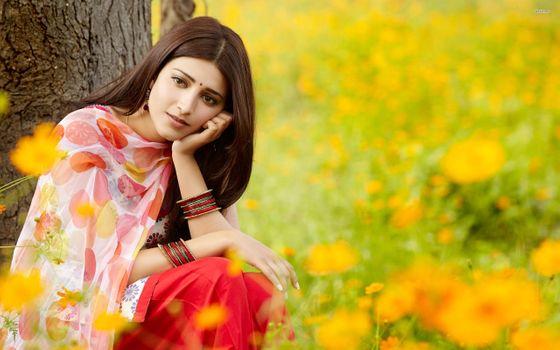 Заставки девочки, Дези девушки, Shruti Hassan