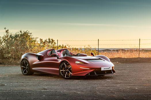 Photo free burgundy, cars, roadster