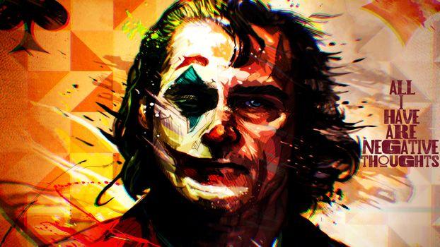 Фото бесплатно Joker Movie, Joker, супергерои