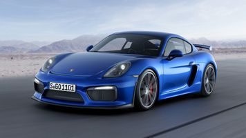 Фото бесплатно Porsche 911 gt3, синий, суперкар