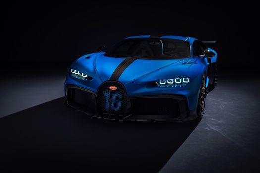Фото бесплатно Bugatti, автомобили 2020 года, автомобили