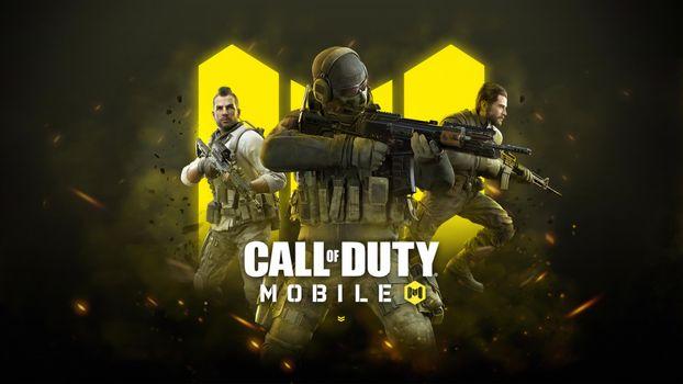 Фото бесплатно Call Of Duty Mobile, игры, игры-2019